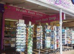 Welsh Rock Shop