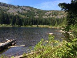 Mirror Lake Trail