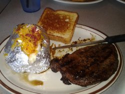 Ropers Restaurant Sherwood