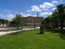 Le Jardin de la Mairie