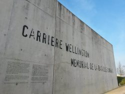 Wellington Tunnels, Memorial to the Battle of Arras