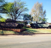 South African Armour Museum