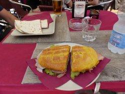 petits sandwichs