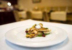 Pike-perch filet a signature dish