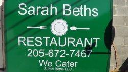 Sarah Beths Restaurant