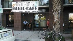 ‪Tugboat Tony's Bagel Cafe‬