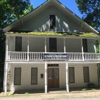 Carry Nation Home (Hatchet Hall)