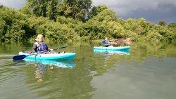 قوارب الأنهار وركوب الأنابيب النهرية