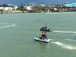 Jacks at John's Pass Waverunner and Boat Rental
