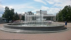 Площадь350-летияКрасноярска (Театральная)