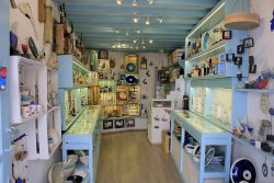 Triciclo Art Shop Mykonos