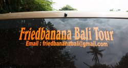 FriedBanana Bali Tours