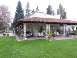 Guest House at Terrazas de los Andes Winery