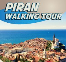 Piran Walking Tour