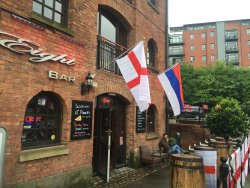 Bar eight manchester