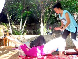 The Field for Yoga Therapies Nature By Beste Sabir