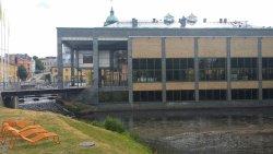 Louis de Geer-Norrkoping Concert Hall