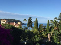 Great charming hotel at the Cote d'Azur!