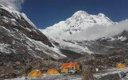Santosh Gauli, Nepal Everest Guide- Day Hike