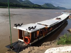 Luxury on the Mekong