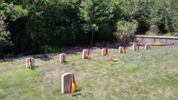 Benicia Arsenal Post Cemetery