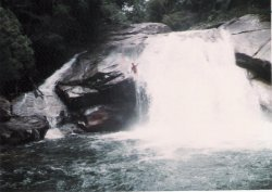 Poranga Waterfall