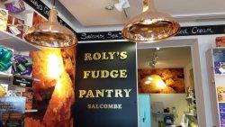 Rolys Fudge Salcombe
