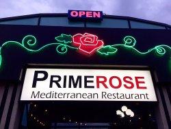 Primerose Mediterranean Restaurant