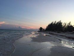 Beach front bliss!