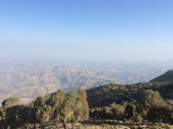 Trekking to the Highest Mountain Ras Dashen, in Ethiopia!
