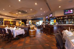 Cafe de Rome Dakar