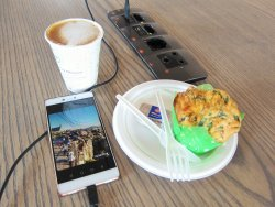 Table Mountain Cableway WiFi Lounge