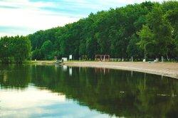 National Park  Pleshheyevo Lake