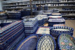 Andy Polish Pottery Factory