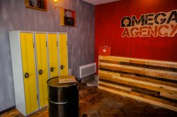 Omega Agency - Escape Game