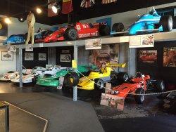 Musee Gilles Villeneuve