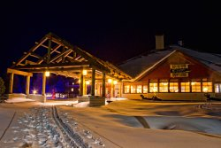 Old Faithful Snow Lodge and Cabins