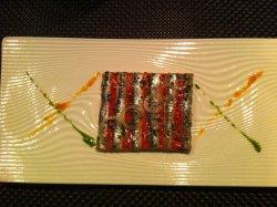 Sardines poivrons