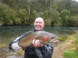 Trout Beck Fishing Lodge