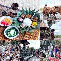 Taman Anyar - Traditional Balinese Village