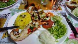 La Salamandre restaurant