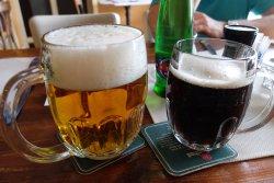 Bier und Kofola