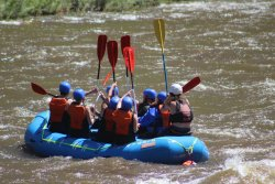 A1 Wildwater Rafting