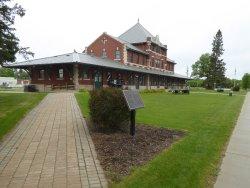 Dauphin Rail Museum