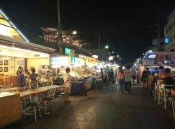 Food center Chatsila Night Market