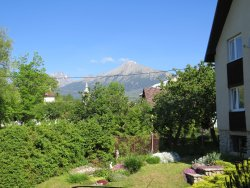 Close proximity to, and some great views of the High Tatras