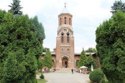 Curtea de Arges Monastery