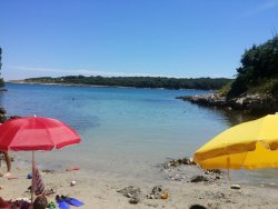 Portic Beach