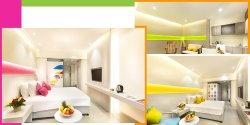 Zibe Hyderabad by GRT Hotels