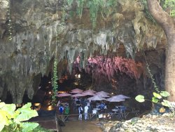 Valley of Gangala Cave Cafe